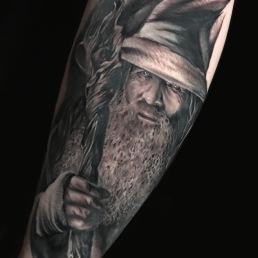 Gandalf Dan Mawdsley