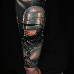 RoboCop Dan Mawdsley
